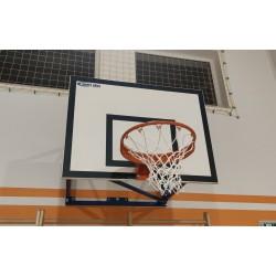 Basketbalová doska 90 x 120 cm, TRAINING, epoxidová