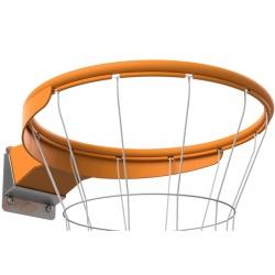 Basketbalová obruč FLEXMATIC, obojsmerný výklop, norma FIBA