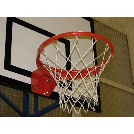 Basketbalová obruč spevnená pásovinou 5 mm (12 bodová)