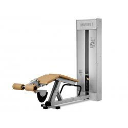 Zariadenie na posilňovanie stehenných svalov - zakopávanie v ľahu JP-7