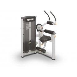 Zariadenie na cvičenie brušných svalov BioMotion BMM 05