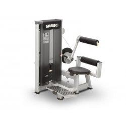 Mięśnie grzbietu. BioMotion (BMM 07)