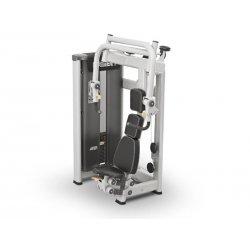 Zariadenie na posilňovanie hrudníka v sede BioMotion BMM 01