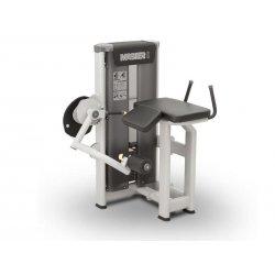 Zariadenie na posilňovanie stehien a sedacích svalov BioMotion BMM 20