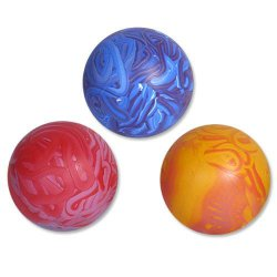 Piłka gumowa (PVC) 25 cm