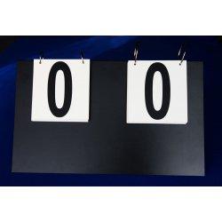 Ręczna tablica wyników na basen