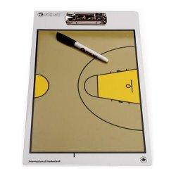 Tablica taktyczna do koszykówki Fox40