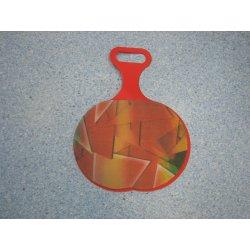 Ślizgacz - jabłuszko z gąbką amortyzującą