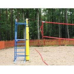 Stanowisko sędziowskie do siatkówki plażowej