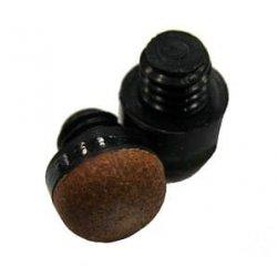 Tip do kija bilardowego (12 mm, gwint plastikowy)