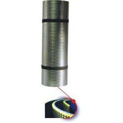 Karimata 10 mm. Dwuwarstwowa z folią aluminiową