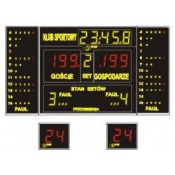 Tablica wyników sportowych ETW 240-80 PRO