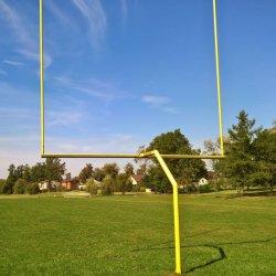 Bramki do futbolu amerykańskiego profesjonalne stalowe, zgodne z wymogami NFL