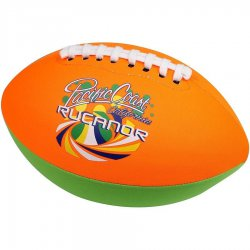 Piłka do rugby Rucanor , neoprenowa