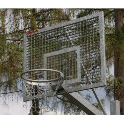 Tablica do koszykówki 90x120 cm, treningowa, stalowa, kratowana, cynkowana ogniowo