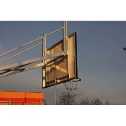 Mechanizm regulacji wysokości tablicy 105x180 cm - cynkowany