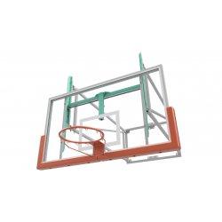 Elektrické zariadenie na nastavenie výšky basketbalového koša 105 x 180 cm