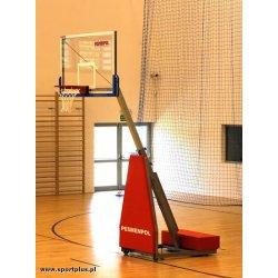 Konstrukcja do koszykówki - przejezdna, treningowa