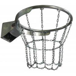 Pozinkovaný basketbalový kôš (8 držiakov)