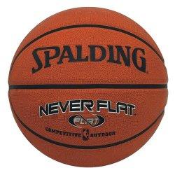 Piłka do koszykówki Spalding Neverflat Outdoor (rozmiar 7)