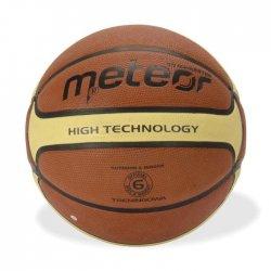 Piłka do koszykówki Meteor Treningowa (rozmiar 6)