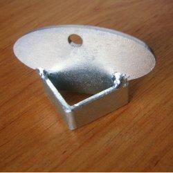 Klucz do zakładania klipsów mocujących siatkę