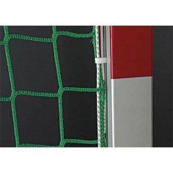 Siatki do piłki ręcznej Exclusive, PP 4 mm, gł. 0,8x1 m
