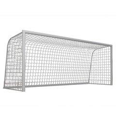 Siatka piłkarska polipropylenowa, 7,50 x 2,50 m, gr. sznurka 4 mm, gł. 80/150 cm