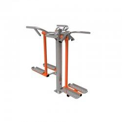Outdoor fitness zariadenie Vahadlo + roznožovanie Sport Plus