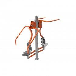Outdoor fitness zariadenie Bench + Back Sport Plus