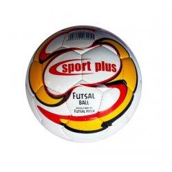 Piłka halowa Sport Plus Futsal (rozmiar 4)