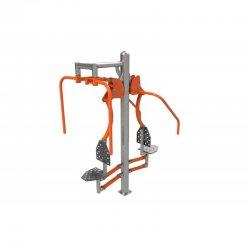Outdoor fitness zariadenie Double Bench (SPF-21)