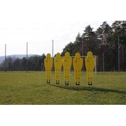 Mur treningowy uchylny do piłki nożnej (5 postaci), pianka Pro Soft