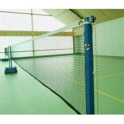 Badmintonová sieť turnajová s kevlarovým lankom