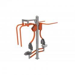 Outdoor fitness zariadenie Motýľ + Back (SPF-21)