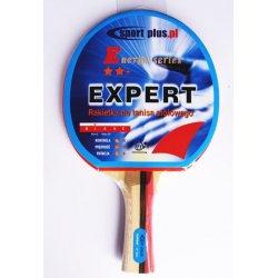 Rakietka do tenisa stołowego Sport Plus Expert