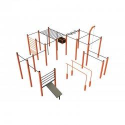 Street Workout - Sport Plus XL