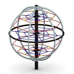 Urządzenie linowe Globus