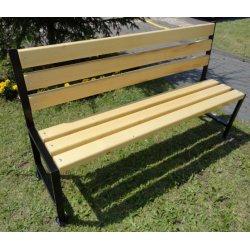 Parková lavička Klasik