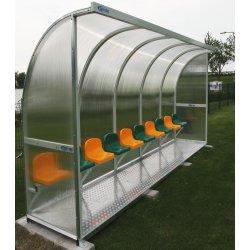 Kabina dla zawodników rezerwowych (wersja light)