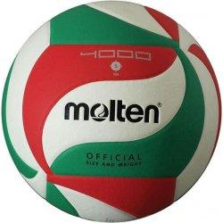 Volejbalová lopta Molten V4M 4000 (veľkosť 4)