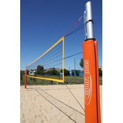 Ochrana beachvolejbalových stĺpov