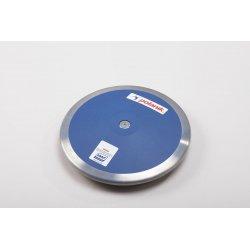 Dysk wyczynowy plastikowy 1,5 kg (certyfikat IAAF)