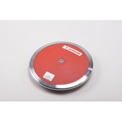 Dysk treningowy plastikowy 1,5 kg (świadectwo PZLA)