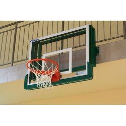 Tablica do koszykówki 90 x 120 cm, treningowa, szkło akrylowe 10 mm