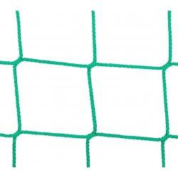 Siatka ochronna, oczka 100 x 100 mm, gr. splotu 2.5 mm, polietylenowa
