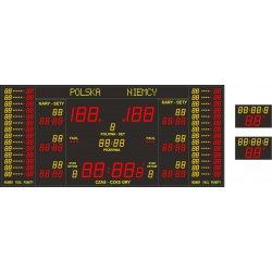 Tablica wyników sportowych STW 500-500-2
