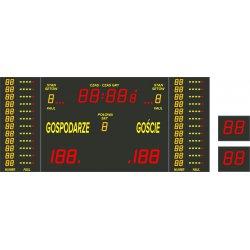 Tablica wyników sportowych ETW 320-180 PRO