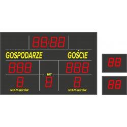Tablica wyników sportowych ETW 155-303