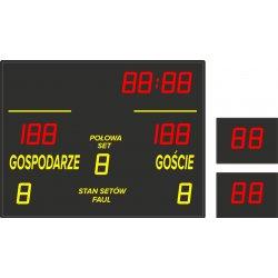 Tablica wyników sportowych ETW 130-60 PRO